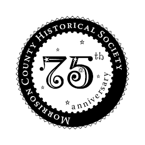 MCHS 75th Anniversary Logo, February 2, 2011.