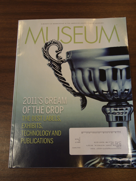 Museum by the American Association of Museums