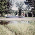 1972 Flood, Morrison County, Minnesota. Photo by Greg Proper from the collections of Steven Proper. Used with permission.
