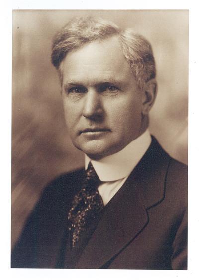 Charles A. Weyerhaeuser (1864-1930).