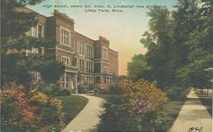 Little Falls High School, 1940