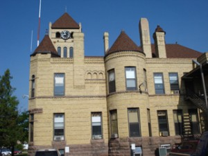Historic Morrison County Courthouse