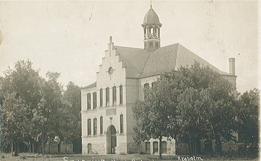 Swanville High School, 1905
