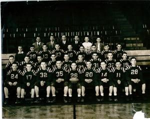 Little Falls High School Football Team, 1944