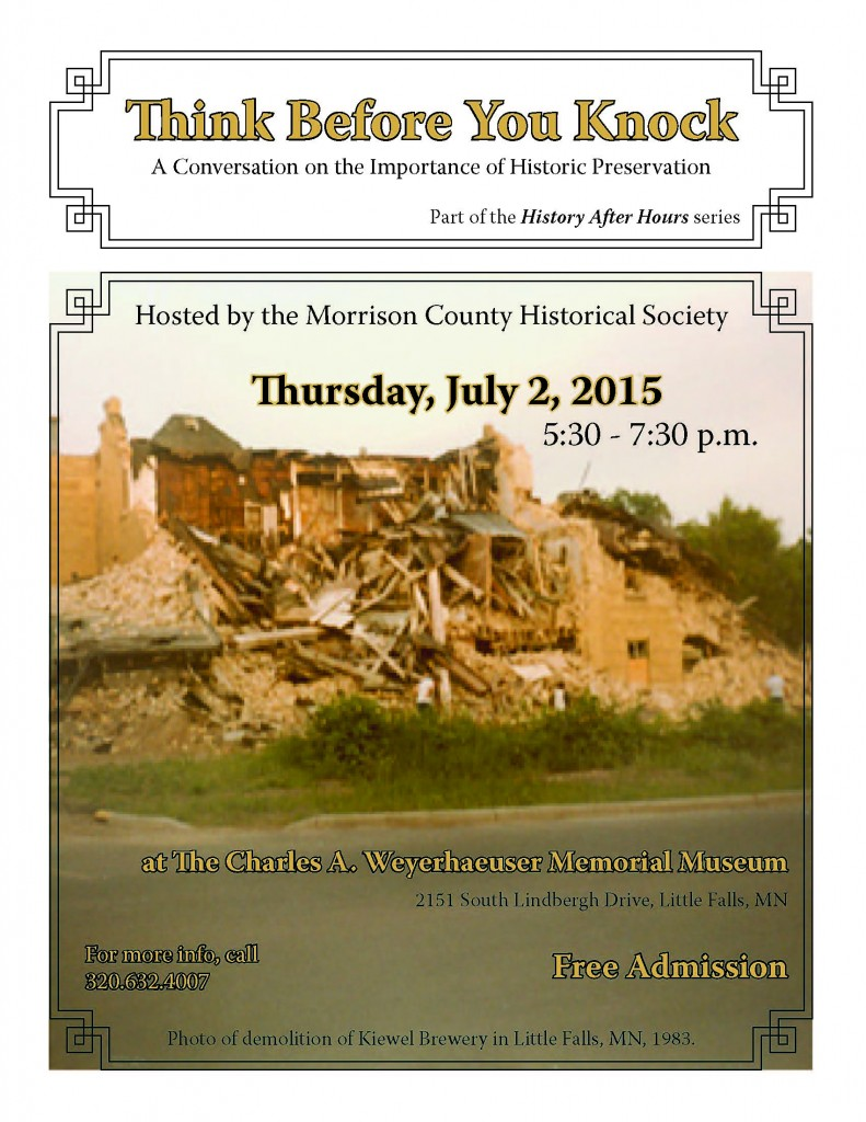History After Hours 2015