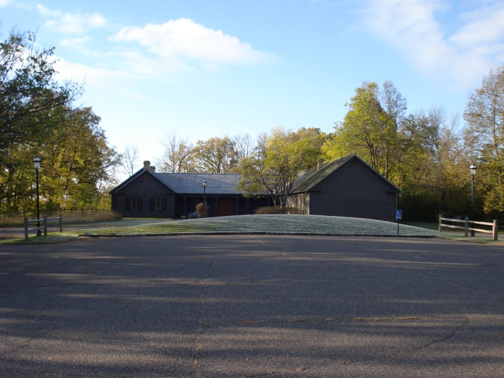 The Charles A. Weyerhaeuser Memorial Museum, home of the Morrison County Historical Society.