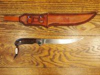 LeBlanc Fillet Knife, Circa 2010