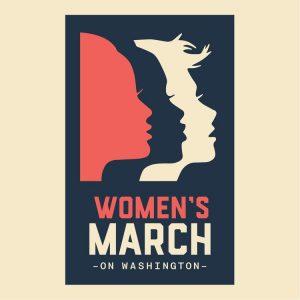 Women's March Logo, 2017