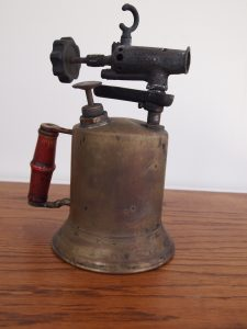 Blowtorch, Morrison County Historical Society collections, #1984.37.3