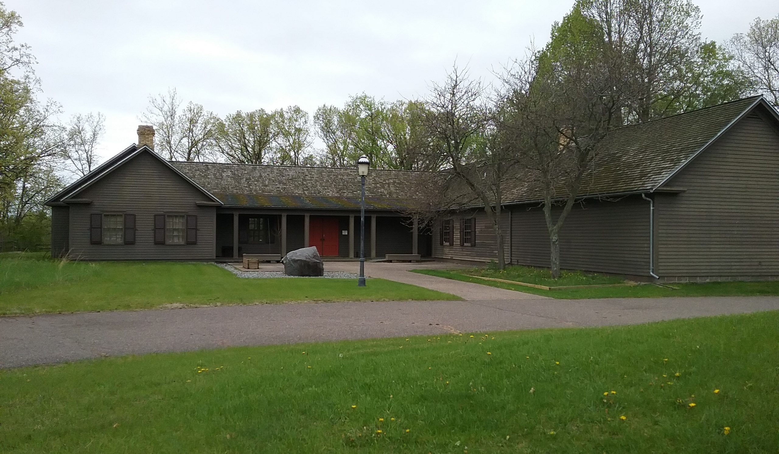 The Charles A. Weyerhaeuser Memorial Museum, Little Falls, MN, 2019.
