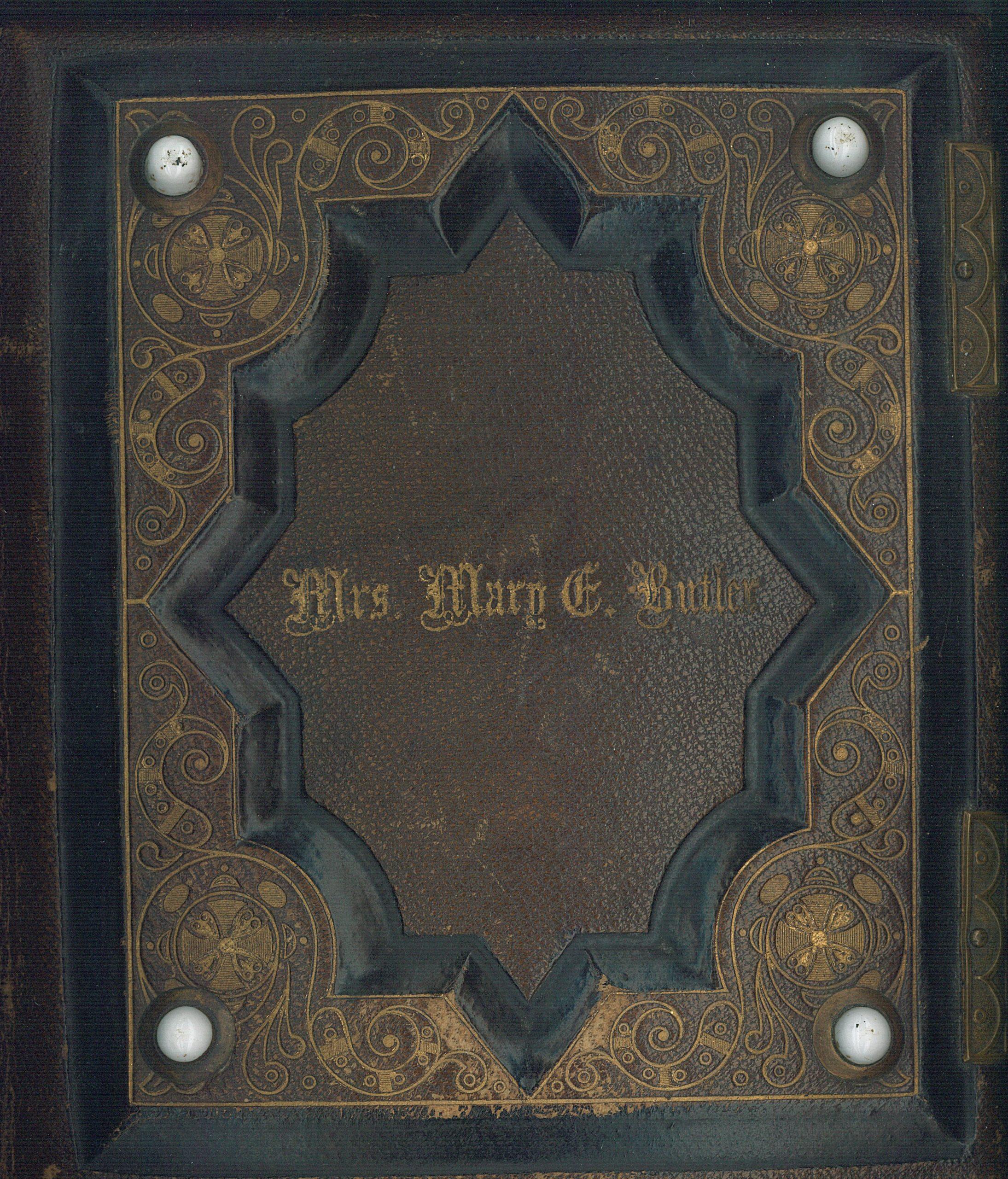 Mary E. Butler's photo album, MCHS collections, #1996.34.2.