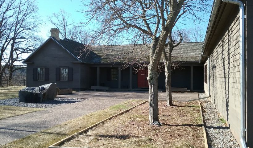 The Charles A. Weyerhaeuser Memorial Museum, Little Falls, MN.