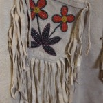 Gros Ventres buckskin shirt - MCHS Collections, #1966.5.1