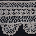 Crocheted lace - MCHS Collections, #1970.34.7