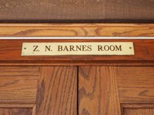 Z. N. Barnes Room, The Charles A. Weyerhaeuser Memorial Museum