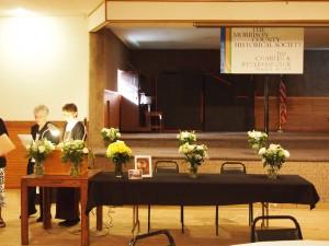 Weyerhaeuser Museum - 40th anniversary - August 23, 2015 - Evening event at Falls Ballroom