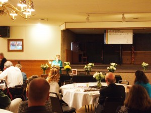 Weyerhaeuser Museum - 40th anniversary - August 23, 2015 - Evening event at Falls Ballroom