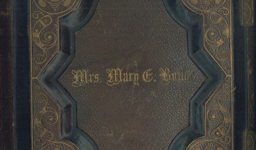 Mary E. Butler's photo album, MCHS collections, #1996.34.2.