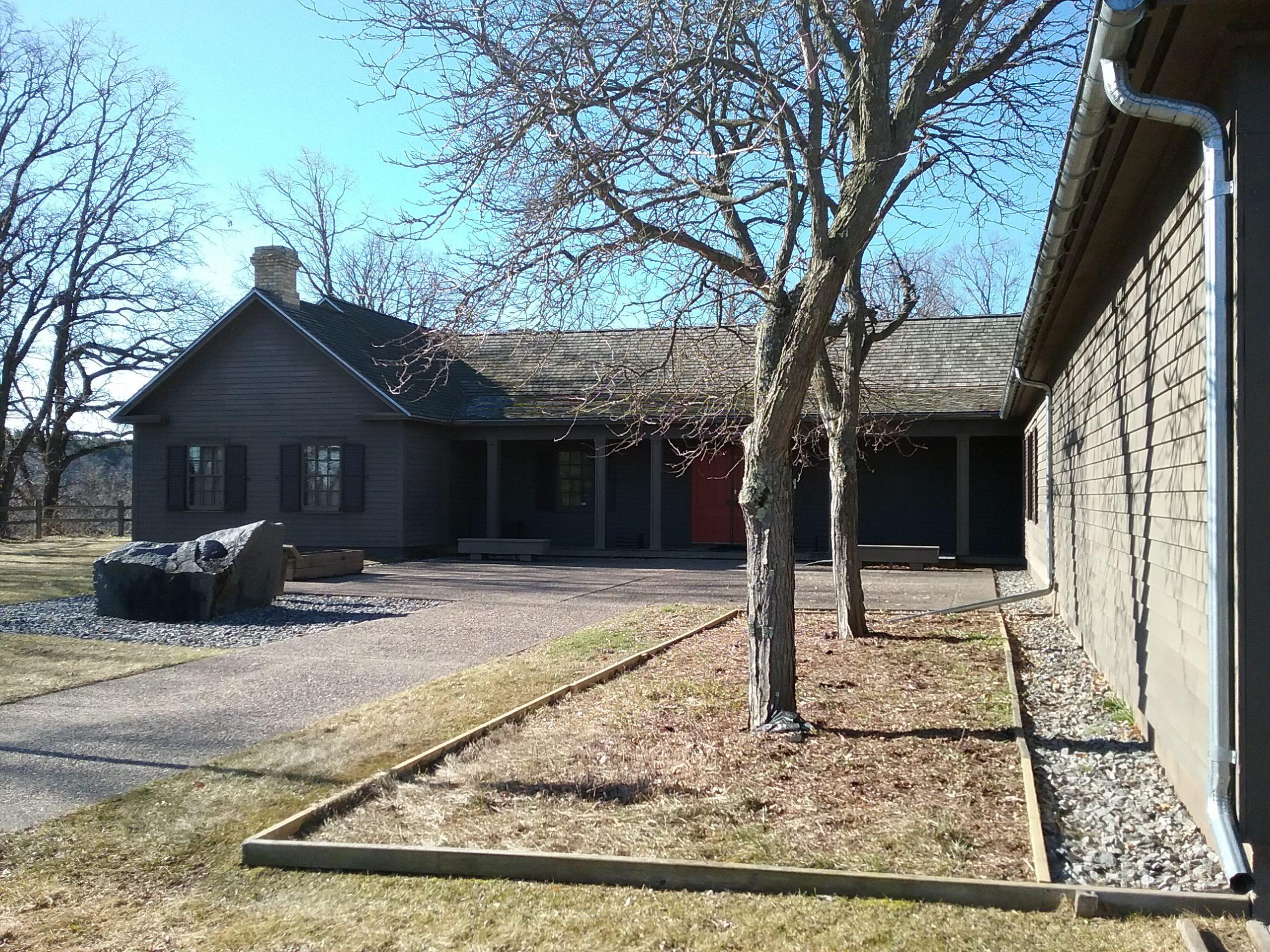 The Charles A. Weyerhaeuser Memorial Museum, Little Falls, MN.