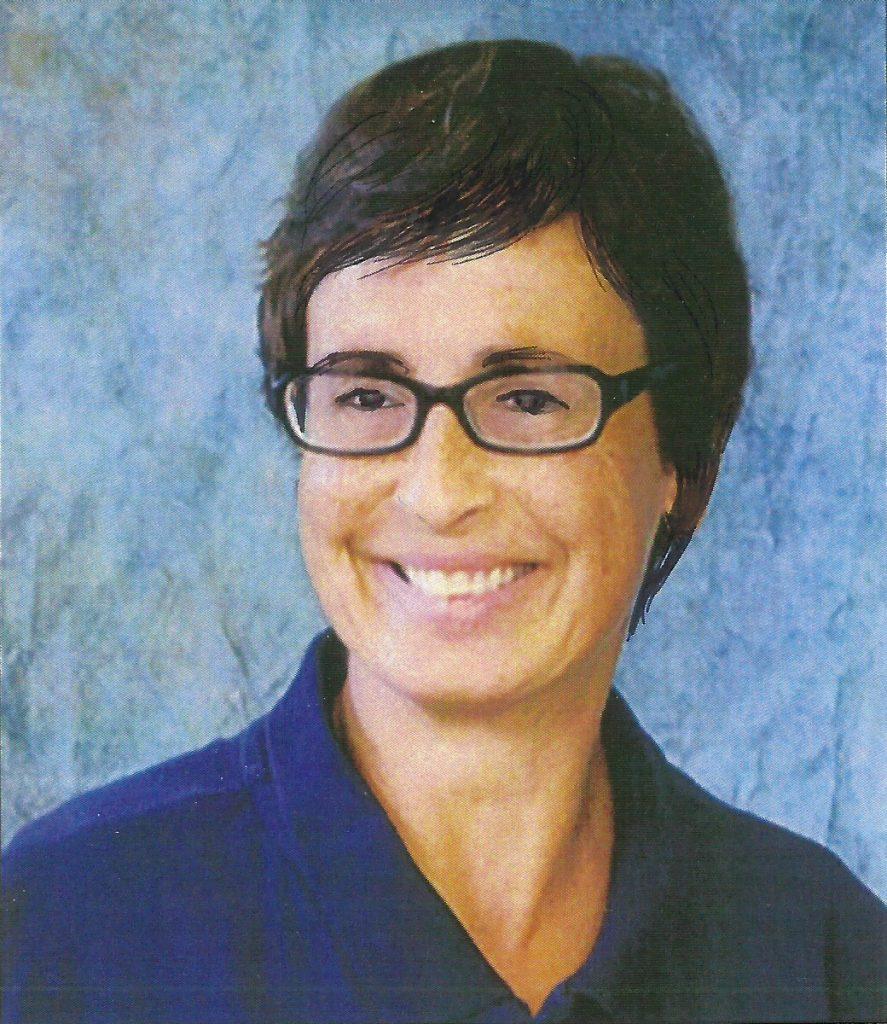 "Mona Marshall, author and illustrator of ""Dusty"""