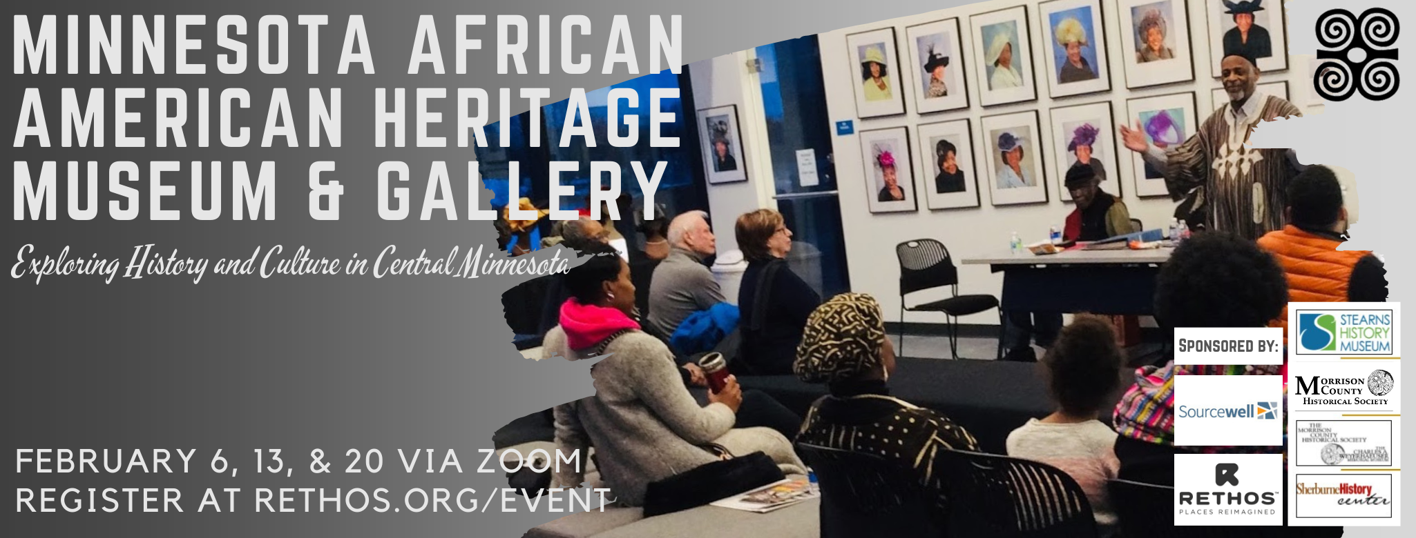 Exploring History & Culture in Central Minnesota: Minnesota African American Heritage Museum and Gallery, February 2021.