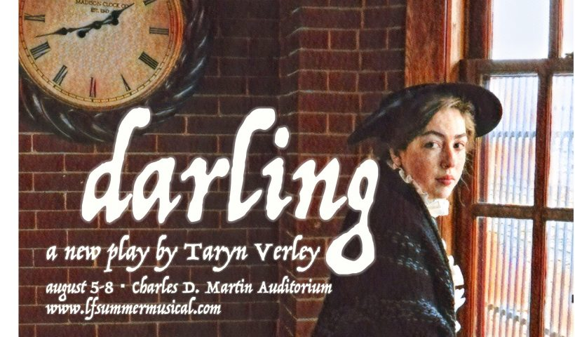 """""""Darling,"""" a play by Taryn Verley, performed by Little Falls Summer Musical, August 2021."""